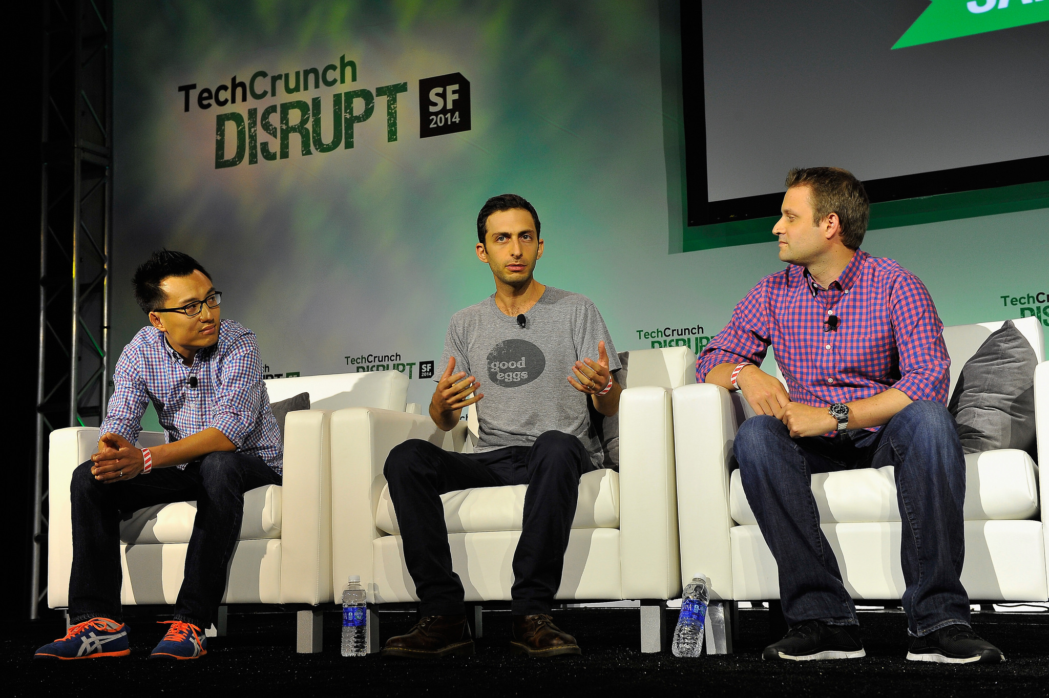 Rob Spiro at TechCrunch