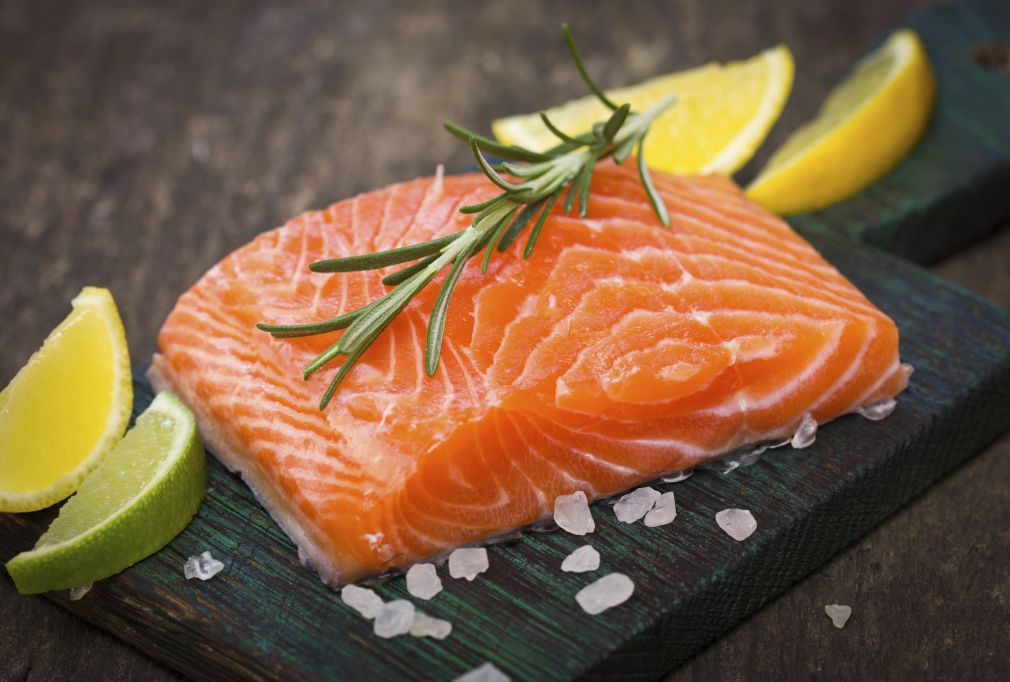 AquaBounty just got approval to market genetically modified salmon