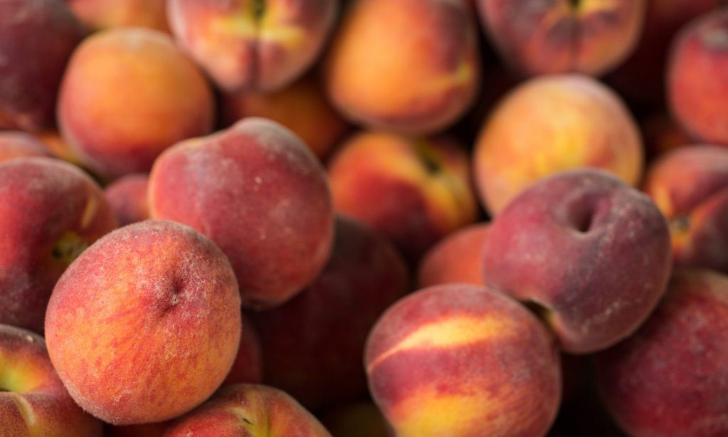 Northeastern peaches were hit hard by an unseasonable frost