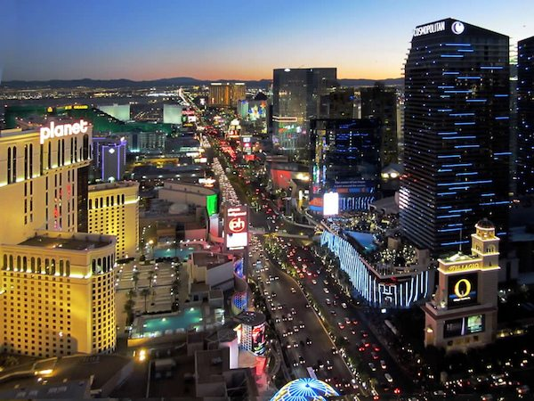 The Strip in Las Vegas played host to the first wave of celebrity chef hotel restaurants.