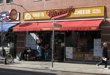 Murray's has expanded from a single store in the East Village