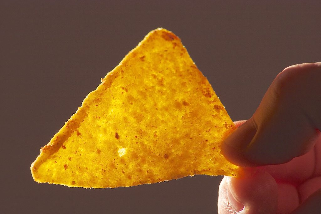 Tostitos is sending out breathalyzers with its chips