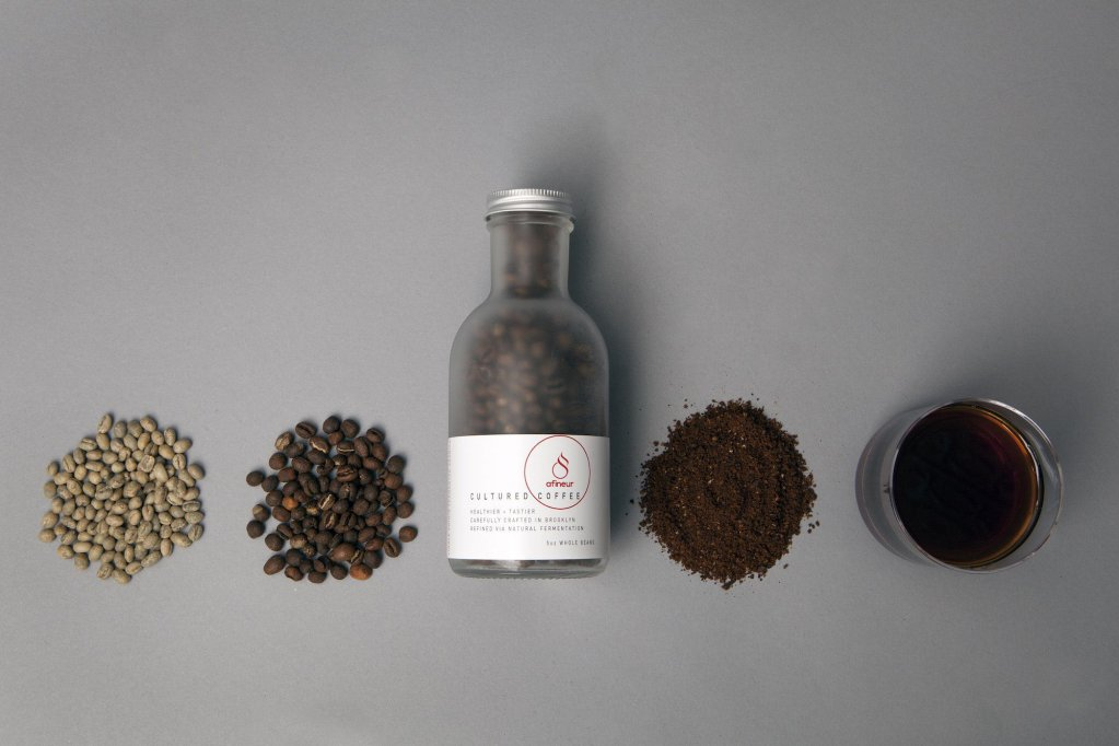 Afineur uses fermentation to radically change the flavor of coffee beans