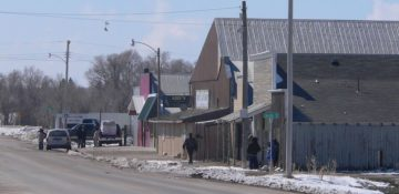 Whiteclay, Nebraska's four liquor stores are losing their licenses