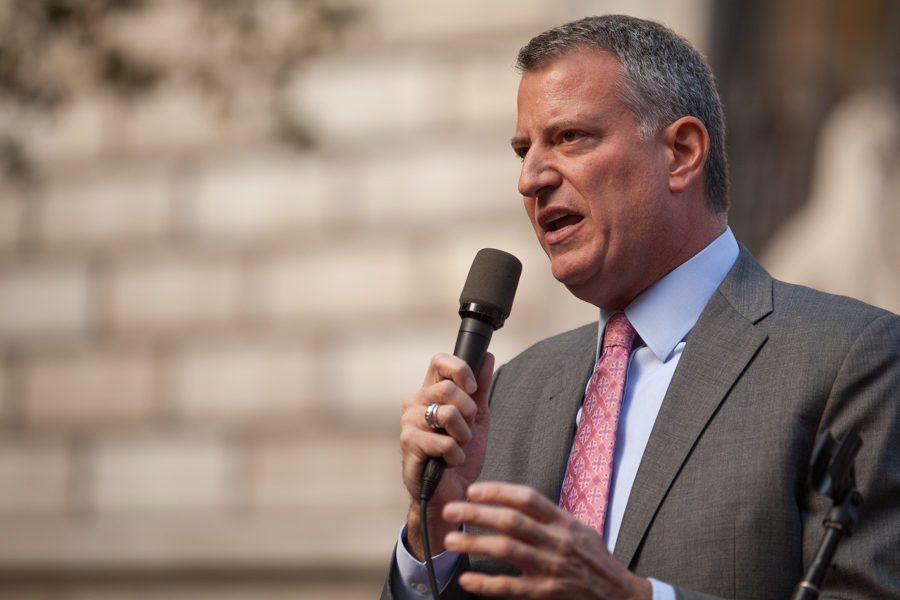 Bill de Blasio's signing is a win for fast food workers