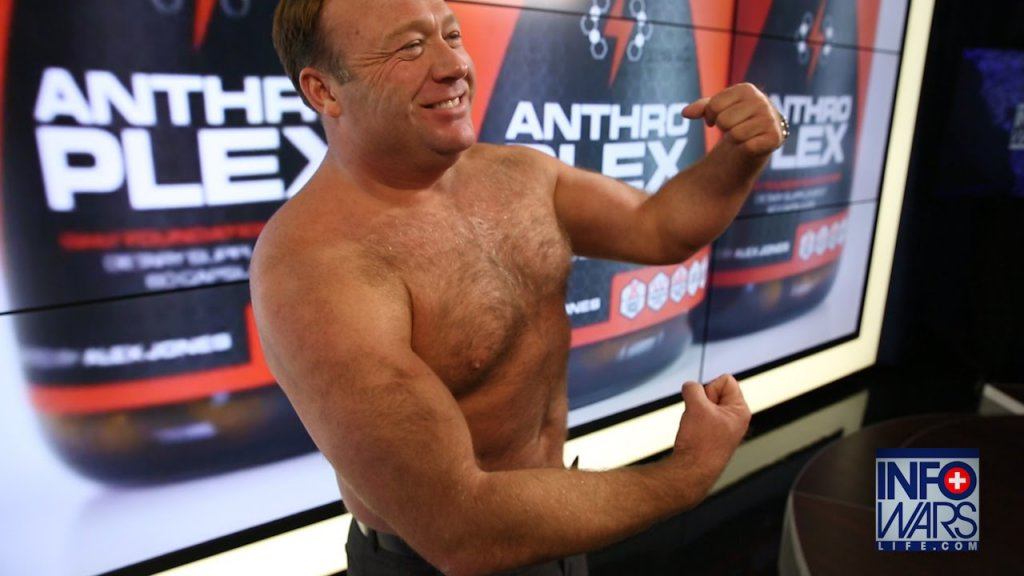 Alex Jones Infowars supplements