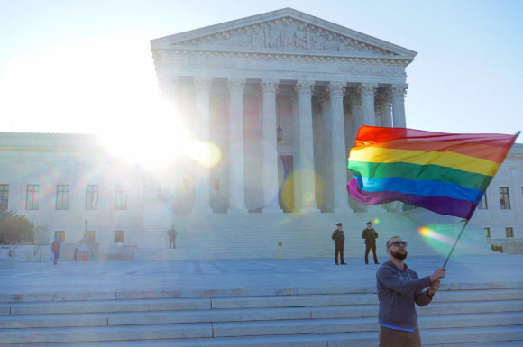 The Supreme Court case on same-sex wedding cakes hinges on a single question: Is food art?