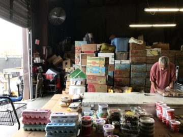 new orleans food pantries July 2018