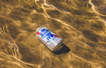 Pabst Blue Ribbon beer may be meeting its end if Miller stops brewing it. Credit: Tony Webster, November 2018