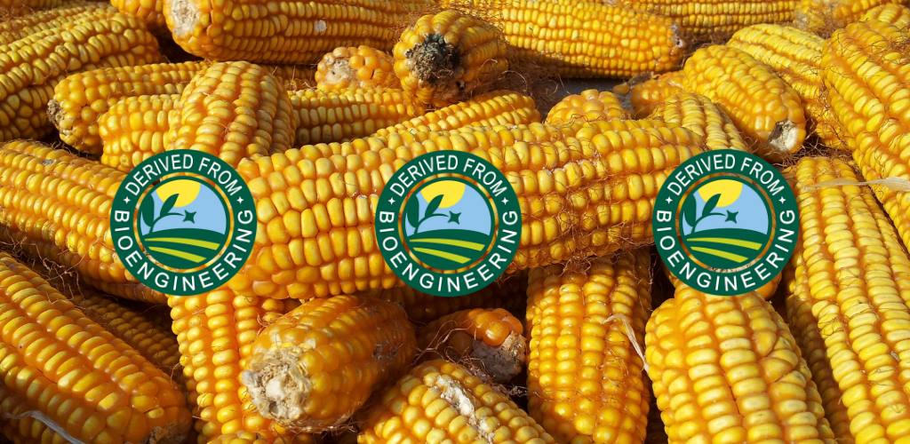 Here's a first look at the label that must appear on all GMO