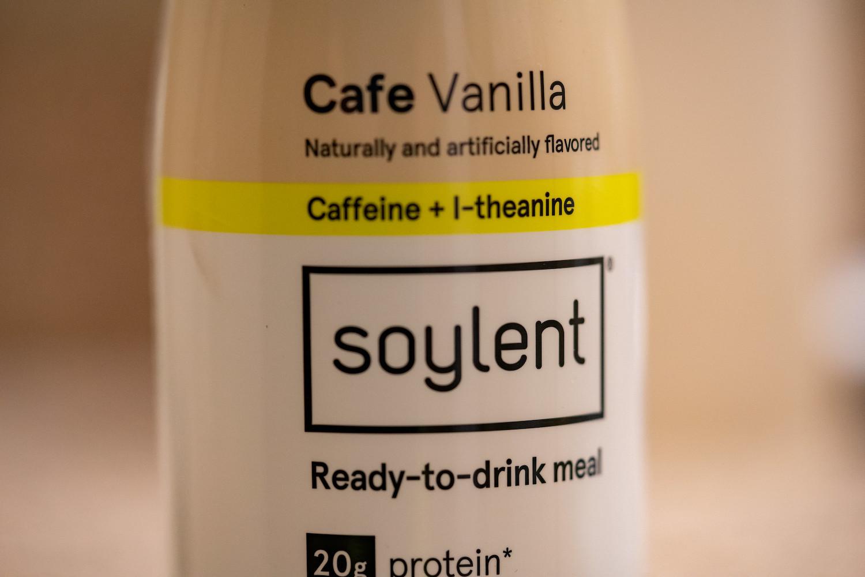 Soylent's next move is solid food. Credit: Flickr / Tony Webster, April 2019