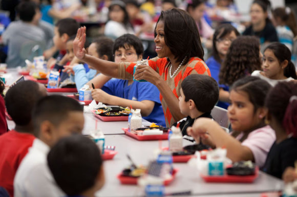 Trump administration claimed lunch reforms weren't working. New research says otherwise.