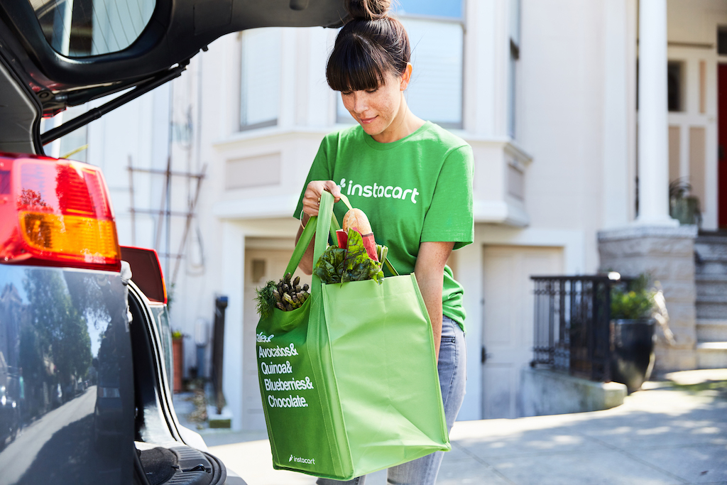 Instacart has not confirmed it will employ shoppers