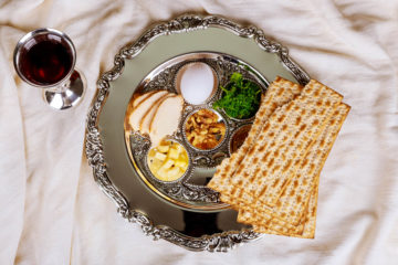 As I shelter in place during Covid-19, my seder plate will be non-traditional