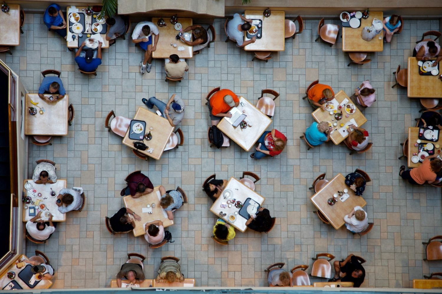 How food halls are helping restaurants during the Covid-19 pandemic July 2020